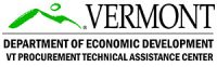 Vermont Procurement Technical Assistance Center (VT PTAC)